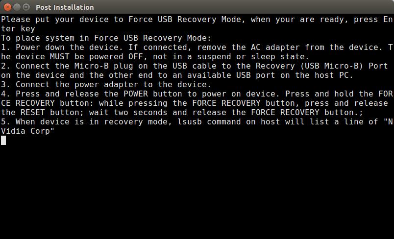 Installing JetPack L4T — platypus_boat_doc 0 1 documentation