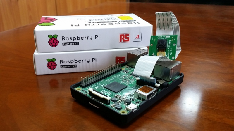 Video Streaming with RapsberryPI Using gStreamer